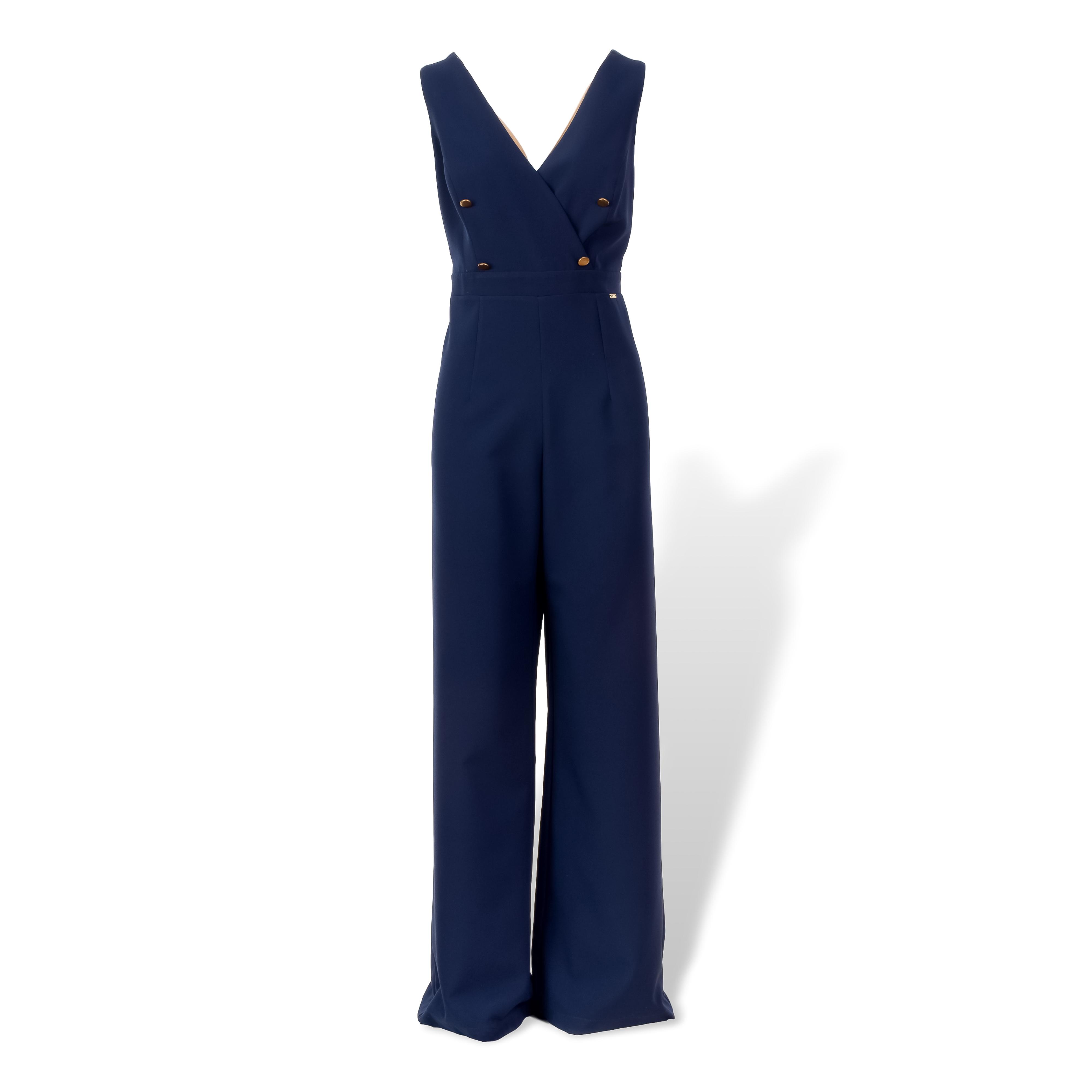 Ολόσωμη φόρμα Κρουαζέ _Blue image