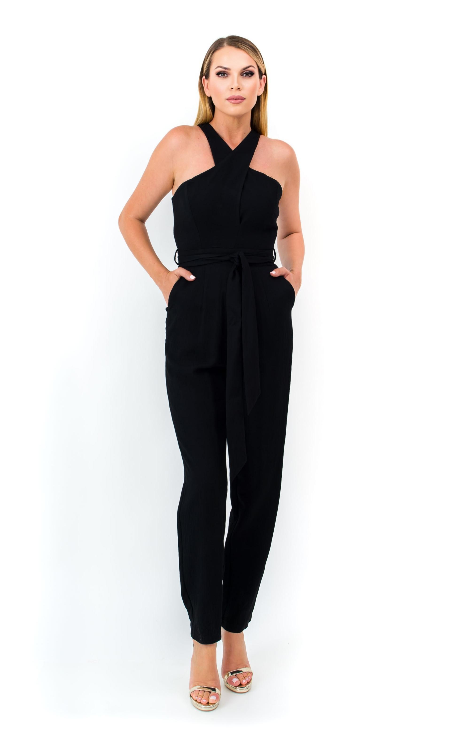 Ολόσωμη φόρμα με χιαστί image