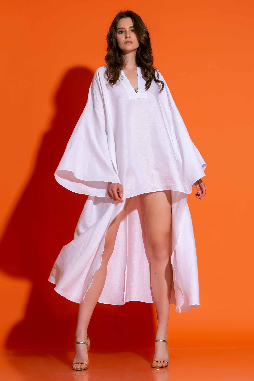Ασύμμετρη Τουνίκ-Φόρεμα  image